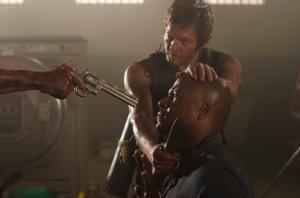 Daryl Dixon of The Walking Dead