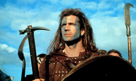 William Wallace of BraveHeart