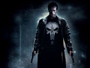 """The Punisher Defined the term """"Psychopathic Vendetta""""."""