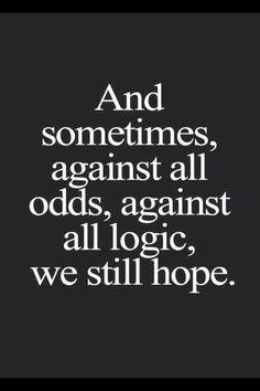 Hope Equals Logic