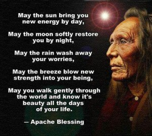 Blessings Everywhere.