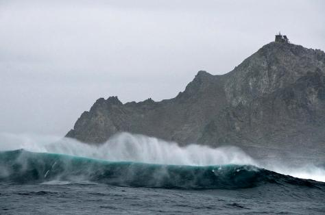 Farallon Islands Breaker 2014