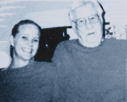 Me and Papa Joe Circa 1998