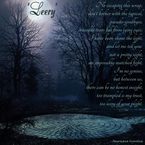 Leery
