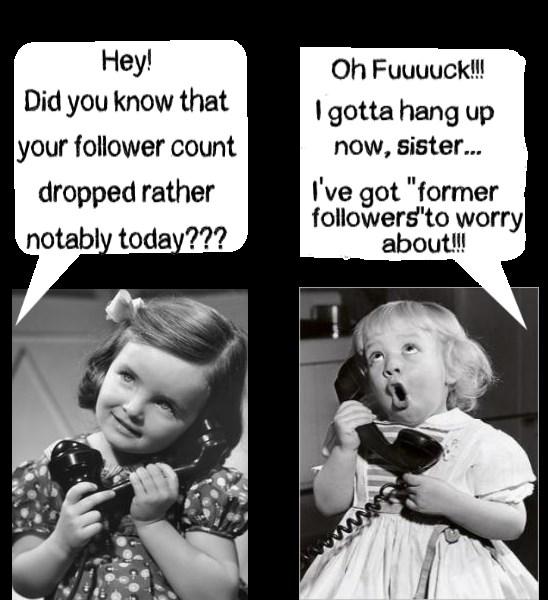 former followers